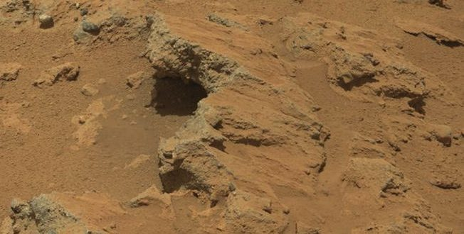 Researchers figure out a way to turn rocks on Mars or moon in concrete