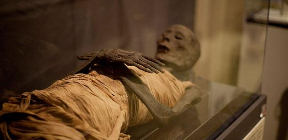 Researchers find European DNA in mummies