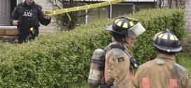 Toddler dies after house fire on Hamilton Mountain