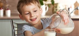 Kids who don't drink cow's milk are shorter, says new study