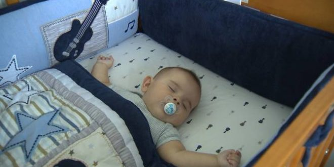 New research says babies should sleep in their own room