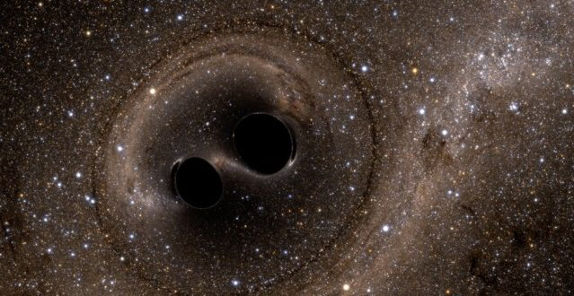 Researchers detect Einstein's gravitational waves for a third time