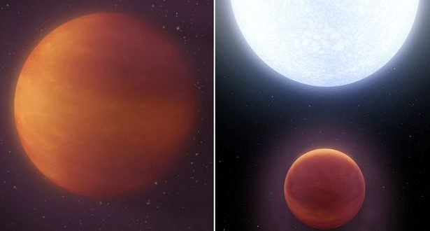 Researchers discover hottest giant exoplanet ever observed