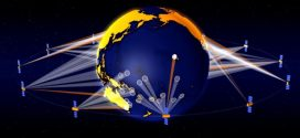 Scientists create first ever quantum satellite network