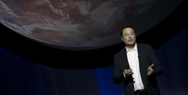 SpaceX CEO Elon Musk's Mars Plan Finally Released