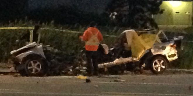 Three dead, including two children, in Mississauga crash