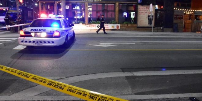 Downtown shootings leaves one dead, two others injured