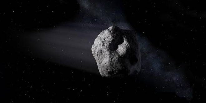 Huge Asteroid to Safely Pass Earth on Sept. 1