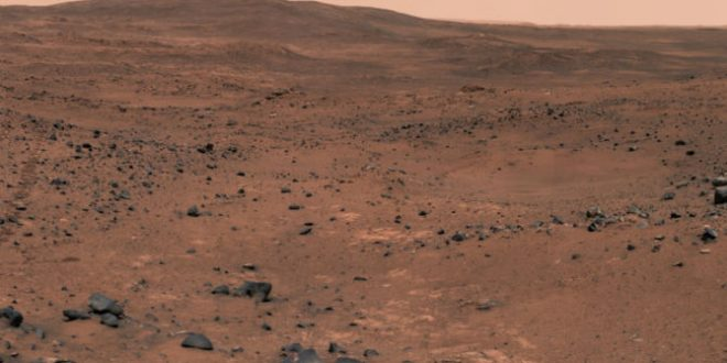 Boron detected on Mars, it is an indicator of life (research)