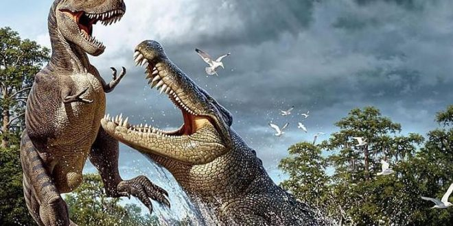 "Experts identify new ""top predator"" prehistoric crocodile"