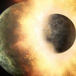 Is this how Earth formed? Our planet lost 40 percent mass during formation