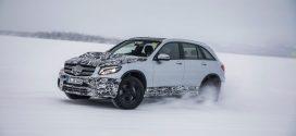 Mercedes GLC F-Cell: Hydrogen Fuel Meets Plug-In Power (Video)