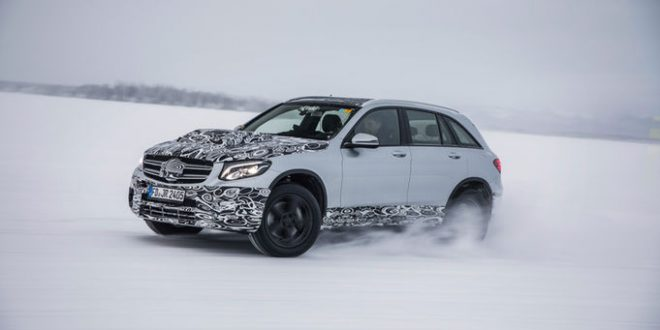 Mercedes GLC F-Cell: Hydrogen Fuel Meets Plug-In Power (Video)