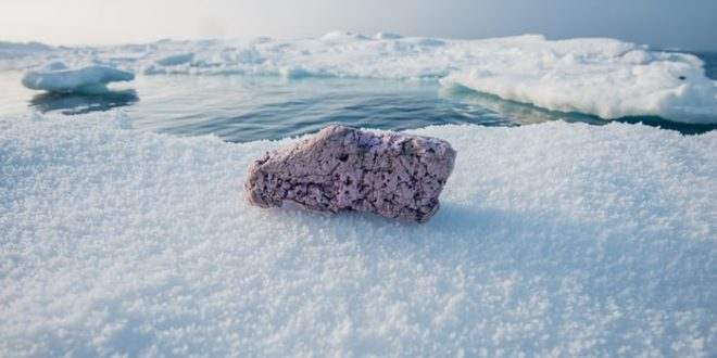 Researchers Have Found Blocks Of Polystyrene In Arctic Ice