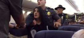 Watch: Woman claiming pet allergy dragged off Southwest flight