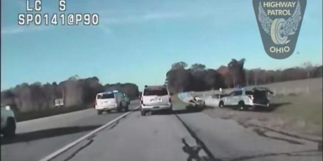 10-year-old takes police on wild car chase up to 100 mph (Video)