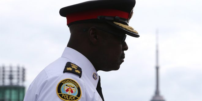 Toronto Police Chief Mark Saunders to receive kidney transplant