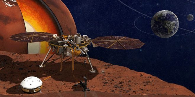 NASA: Another Chance to Put Your Name on Mars