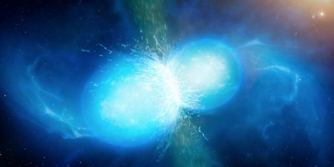Neutron Star Collisions Create Gold, Researchers Say
