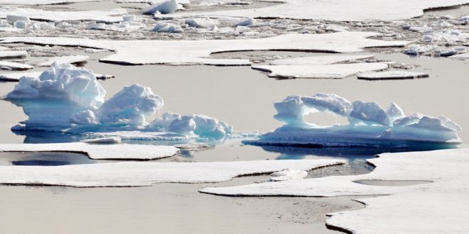 Scientists conclude Arctic sea ice vanishing more quickly than thought