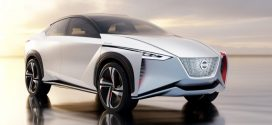 Tokyo Motor Show 2017: Nissan IMx concept revealed (Photo)