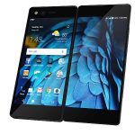 ZTE debuts foldable smartphone with dual screens (Specifications)
