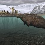 Ancient sea monster found for first time ever