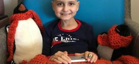Jacob Thompson: Cancer patient celebrates holidays early