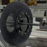 NASA develops a viable alternative to the pneumatic tire (Video)
