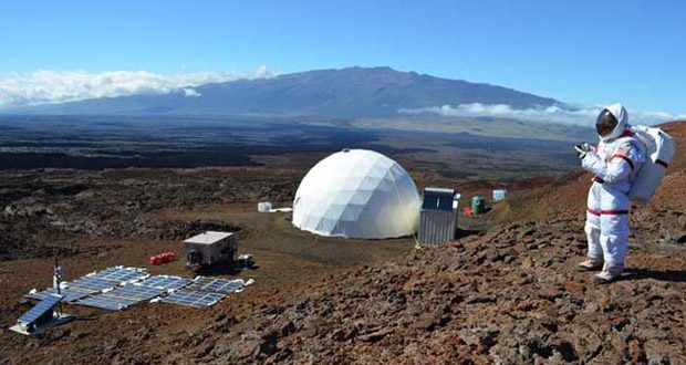 NASA study in Hawaii paving way for human travel to Mars