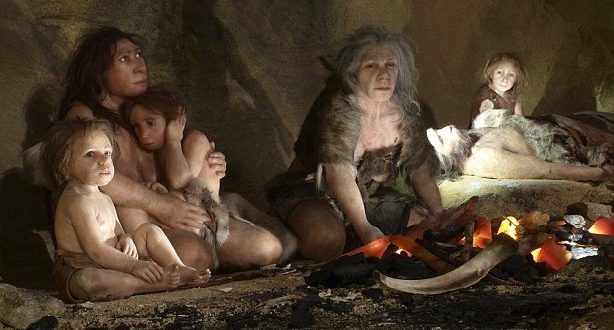 Neanderthals were doomed to fail, says new research