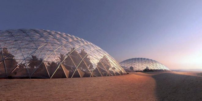 UAE Plans to Build First Human City on Mars