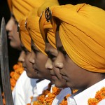 76 percent of sikhs live in northern india State of Punjab