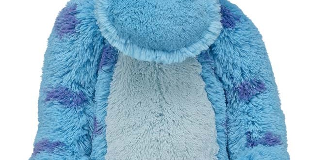 Build-a-bear sulley eye can detach : recalled toys 2013