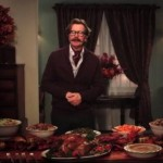 Gary Oldman : Actor Ruins Thanksgiving Because He's British And Hates Us (VIDEO)