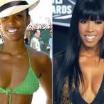 Kelly rowland breast augmentation : Singer explains Boob Job