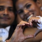 Love test reveals newlyweds true feelings : Researchers Say