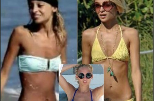 Nicole Richie breast augmentation : Actress Got a Boob Job