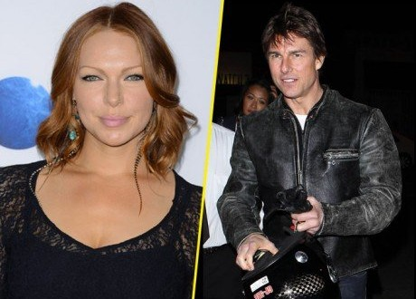 Tom Cruise, Laura Prepon : Actor relaxed about dating