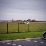 Wales plane crash