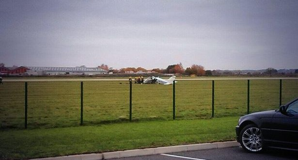 Wales plane crash : Two killed in light aircraft crash
