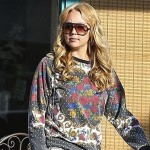 Amanda Bynes Steps Out With Long Blonde Locks