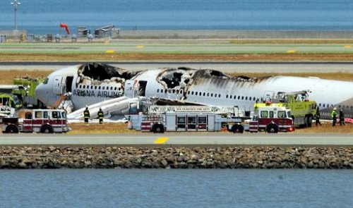 Asiana Flight 214 : Pilot warned 4 times beforehand