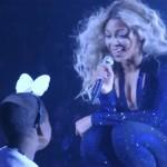 Beyonce Dances with Sick Fan at Las Vegas Concert