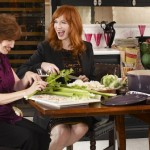 Christina Hendricks : Rub-All-Over-Your-Body Cornbread Stuffing recipe