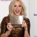 Fearne Cotton says sorry for overheard swearing