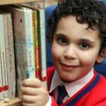 Four year old genius has same IQ as Albert Einstein