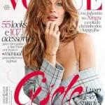 Gisele Bundchen is from brazil : supermodel drapes across bed in sexy lingerie