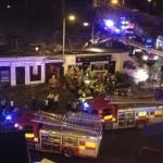 Glasgow helicopter crash
