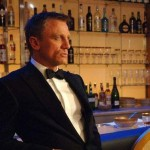 James Bond at risk of early death from alcohol
